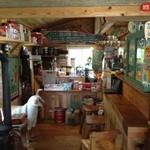 トラベルコーヒーストアー - 内観写真:店内の様子