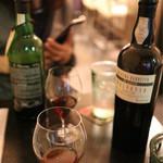 レアンドロ - マデイラワイン飲み比べ