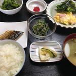 余目ホテル - 料理写真:朝食
