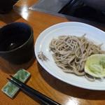 桑乃木 - 先付替り/十割蕎麦