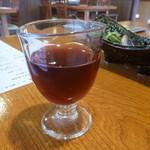 桑乃木 - 食前酒、わたしは変わりに葡萄ジュース