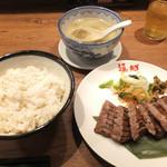 福助 - 極み牛たん焼き定食6切