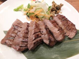 福助 神戸ハーバーランドumie店 - 極み牛たん焼き