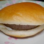 パン工房あおぞら - 料理写真:ハンバーガー