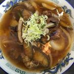 中華麺房 東龍 - 料理写真:東龍麺 900円