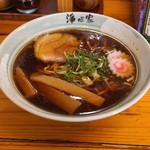浄心家 - 愛知たまり醤油 平打麺 (2015/05)