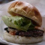 ローダーデール - 100% Beef Burger
