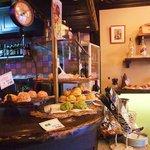 人間関係 cafe de copain - スコーン100円