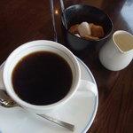 ドルフィン - コーヒー 150円でおかわりできるよ!