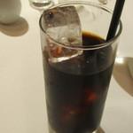 ラ・メール・プラール - アイスコーヒー 500円(税抜き)