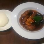 38230136 - 海鮮冷麺セット