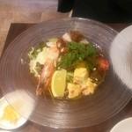 38230140 - 海鮮冷麺