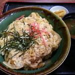 たなか - 料理写真:かつ丼 800円