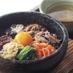 韓食 古家 - 【ランチ】石焼ビビンパ 1,620円