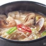 韓食 古家 - 【ランチ】海鮮テンジャンチゲ 1,405円