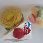 リジェール - 料理写真:ケーキ