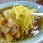 可楽 - 麺