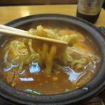 恵比須屋 - うどんは、硬い・・・
