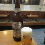 恵比須屋 - 瓶ビール