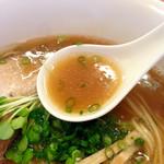 38234702 - 魚介香るスープ