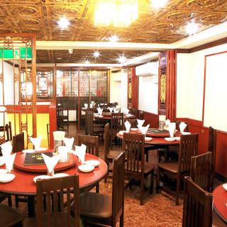《横浜中華街》貸切&個室◎全120席完備!隠れ家レストラン★
