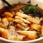 たいち - 生姜醤油チャーシュー麺