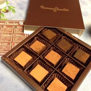バーマンズチョコレート 奈良餅飯殿工房 - ぜーんぶお酒のチョコレート