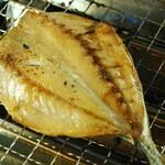 第二漁村 浜焼センター あぶりや - ★干物もおなかいっぱい、食べてって!