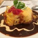 Brunch cafe LAPIN - オムライス