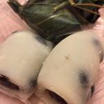 京あづま - あんこは甘過ぎずあっさり味