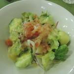 CUCINA SIGE - セットのサラダ