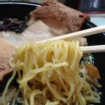 味寿々 - 麺リフトUP!