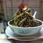 味寿々 - 2012/09 デラックス味寿々メン¥850+大盛り¥200