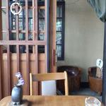 カフェ&レストラン 絵里珈 - テラス席
