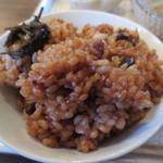 チムニー - ごはんは酵素玄米で。