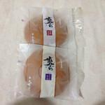 岡山夢菓匠敷島堂 - 私的に大々好みだったどら焼き2種類