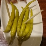 イベリコバル・ディッチャ - ピンチョス