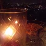 セリナ - ランプと夜景