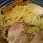こうかいぼう - ストレート麺