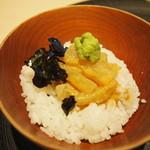 茶洒 金田中 - 鯛茶漬け