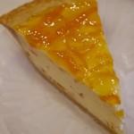 日南Sweets Factory MITSUKO - きんかんチーズケーキ