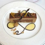 38252158 - チョコレートケーキ