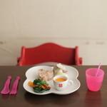 レストラン 愛と胃袋 -