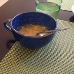 ハレアイナ - おまけに頂いたスープ