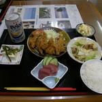 だいく家 - 料理写真:夕食