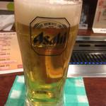 38257567 - 生ビール