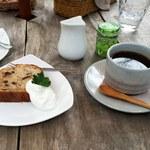 cafe たべりーね - 私のコーヒーとパウンドケーキ