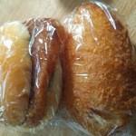 小島屋ベーカリー - 料理写真:カレーパン&グラタンフライ