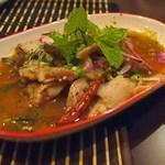 タイ・アヨタヤ・レストラン - ナムトックコームーヤーン