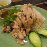 タイ・アヨタヤ・レストラン - カオマンガイ